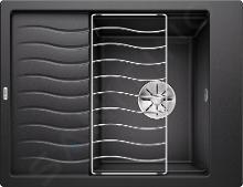 Blanco Elon 45 - Silgranitový drez, 650x500 mm, antracit 524824