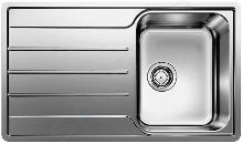 Blanco Lemis 45 - Spoelbak, 860x500 mm, geborsteld rvs 523030