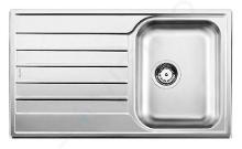 Blanco Livit 45 - Spoelbak, 860x500 mm, geborsteld rvs 514786