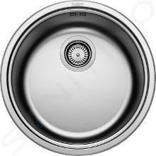 Blanco Rondosol - Lavello, diametro 460 mm, acciaio inox 525318