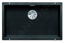 Blanco Subline 700 - Silgranitový dřez, 730x460 mm, InFino, antracit 523442