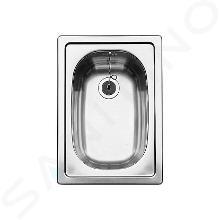 Blanco Top EE - Dřez, 330x470 mm, nerez 501067