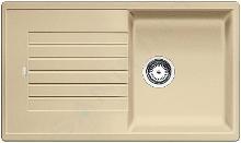 Blanco Zia 5 - Silgranitový dřez, 860x500 mm, champagne 520517