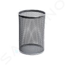 Sanela Draad prullenbak - Prullenbak 13 l, grijs SLZN 96B