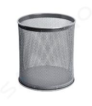 Sanela Draad prullenbak - Prullenbak 21 l, grijs SLZN 97B