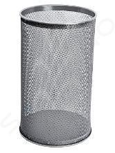 Sanela Pattumiere a griglia - Pattumiera, 32 l, grigio SLZN 98B