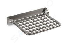 Reming Sanitari in acciaio inox - Copriwater ribaltabile, acciaio inox spazzolato ALT3