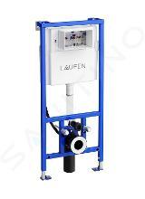 Laufen LIS - Predstenová inštalácia CW2 na závesné WC, 112 cm, so splachovacou nádržkou pod omietku H8946610000001