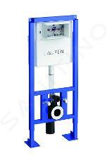Laufen LIS - Predstenová inštalácia CW3 na závesné WC, 112 cm, so splachovacou nádržkou pod omietku H8946620000001
