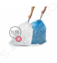 Simplehuman Accessoires - Afvalzakken 16-18 l, type V, 60 st CW0277