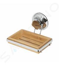 Compactor Bestlock - Porte-savon, bambou/chrome RAN5806